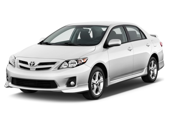 Wonderful Angular Front Exterior View   2012 Toyota Corolla 4 Door Sedan Auto S (Natl