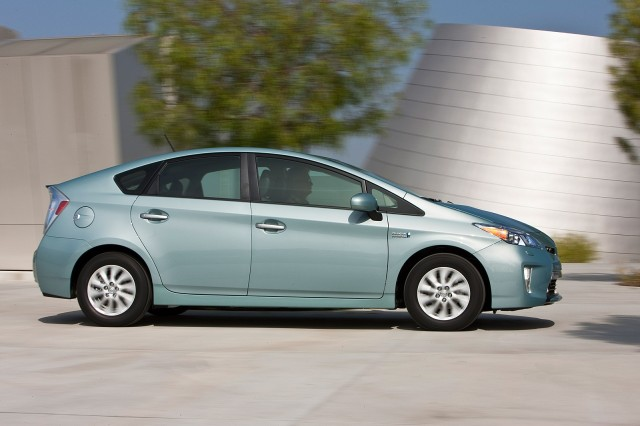 2017 Toyota Prius Plug In Hybrid Production Model