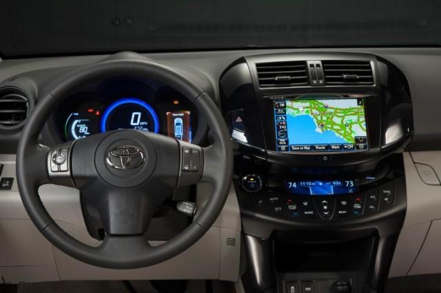 2017 Toyota Rav4 Ev