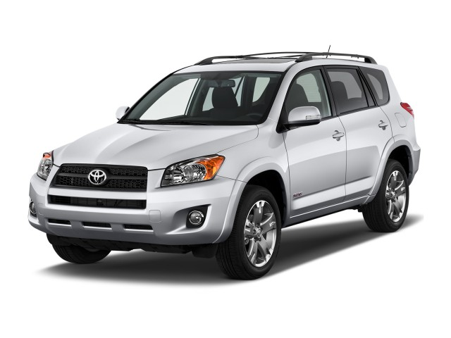 2012 Toyota Rav4 Review Ratings Specs Prices And Photos The Car Connection