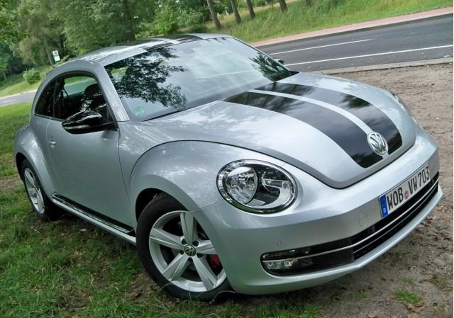 2012 Volkswagen Beetle Turbo – Copyright High Gear Media
