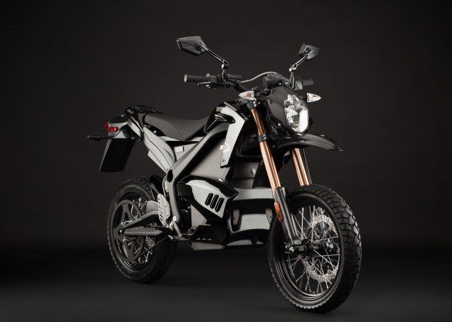 2012 Zero DS electric motorcycle