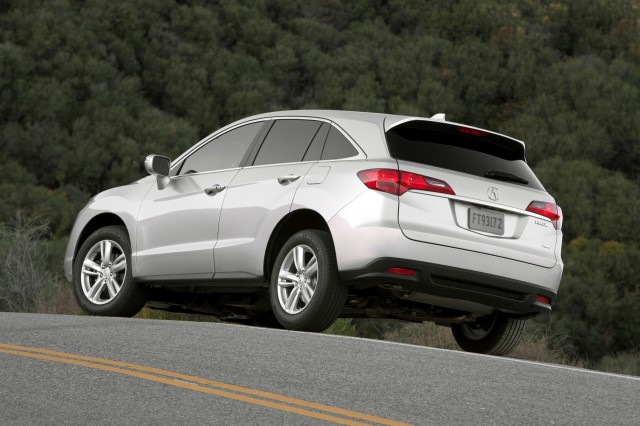 2013 acura rdx first drive review. Black Bedroom Furniture Sets. Home Design Ideas