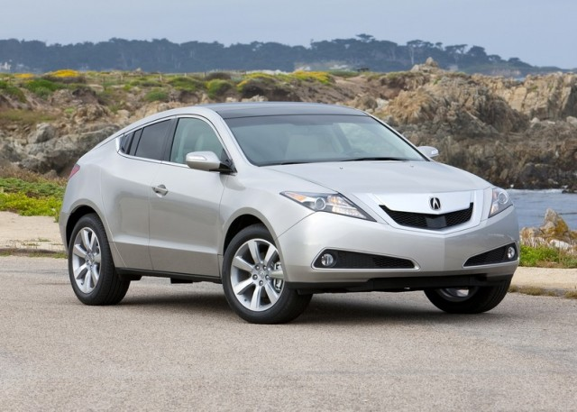 2013 Acura ZDX vs 2013 BMW X6 - The Car Connection on
