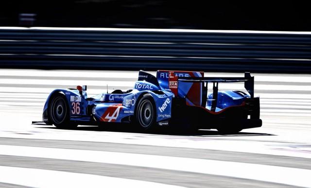 2013 Alpine A450 Le Mans prototype