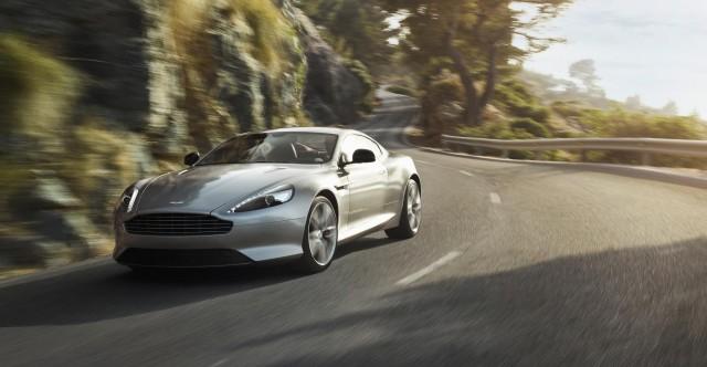 2013 Aston Martin Db9 More Power New Look
