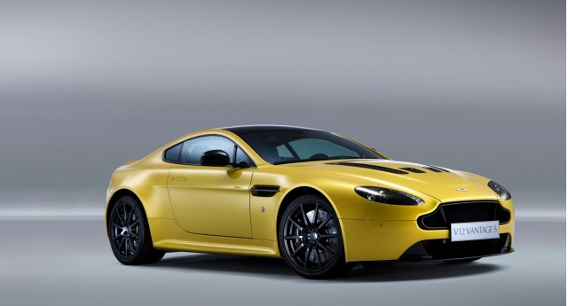 2014 Aston Martin Vantage Review Ratings Specs Prices And Photos
