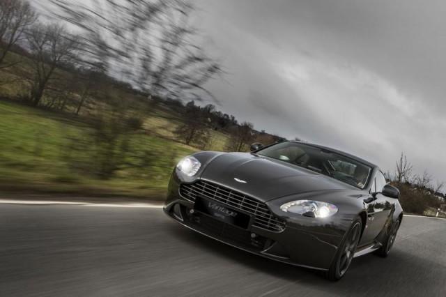 2013 Aston Martin V8 Vantage SP10, for Europe only
