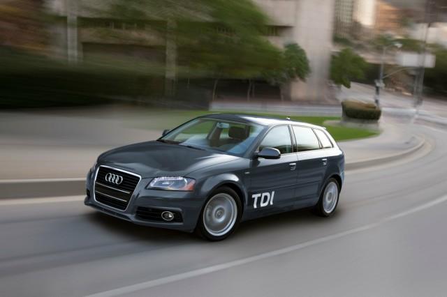 2013 Audi A3 TDI (European spec)