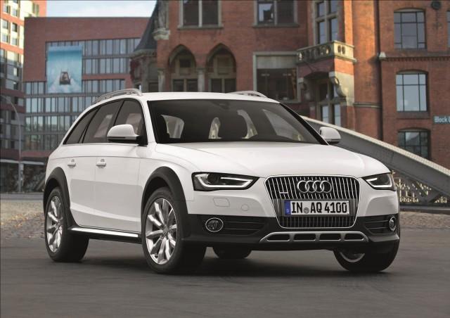 2013 Audi A4 Allroad Avant
