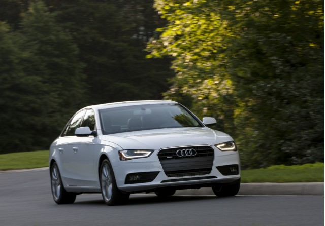 2013 Audi A4 Review Ratings Specs Prices And Photos The Car