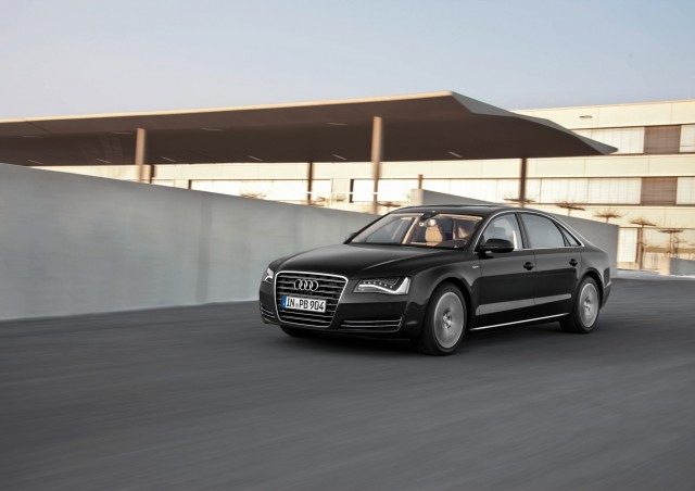 2013 Audi A8 Gets New Engine Options Priced From 73095