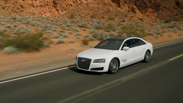 2014 Audi A8 Tdi Pricing Epa Fuel Economy