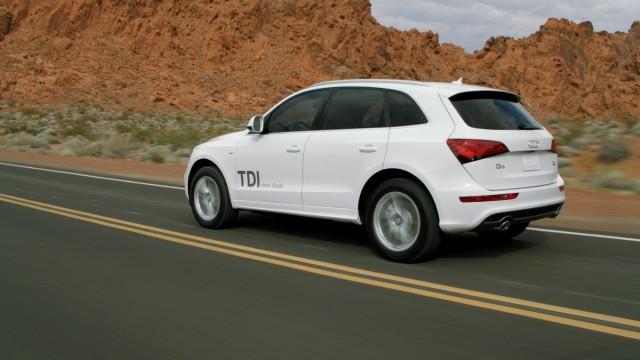 2013 Audi Q5 TDI