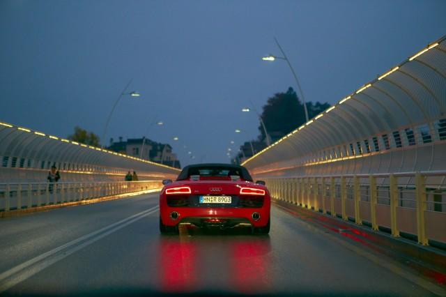 2014 Audi R8 first drive