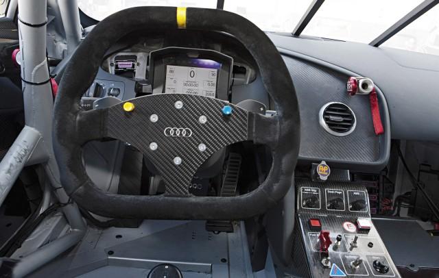 2013 Audi R8 Grand-Am race car