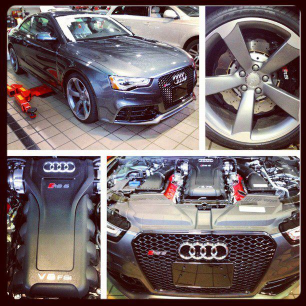 Image 2013 Audi Rs 5 Arrives At Dealers In San Diego