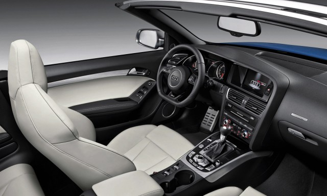 2013 Audi RS 5 Cabriolet