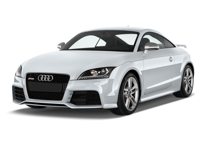 2013 Audi TT 2-door Coupe MT quattro 2.5T Angular Front Exterior View