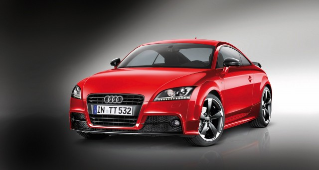 Audi Tt Gets New S Line Competition Package