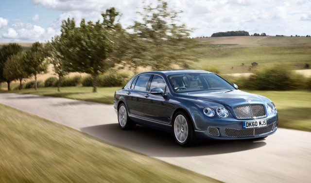 2013 Bentley Continental Flying Spur Review Ratings Specs Prices