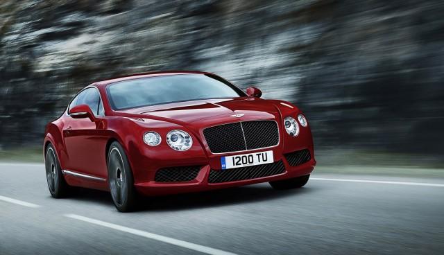 2013 Bentley Continental Gt V8 Preview 2012 Detroit Auto Show