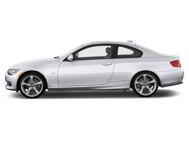 Lovely 2013 BMW 3 Series 2 Door Coupe 335i RWD Side Exterior View
