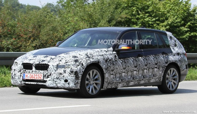 US Will Get Next BMW 3 Series Wagon After All Report