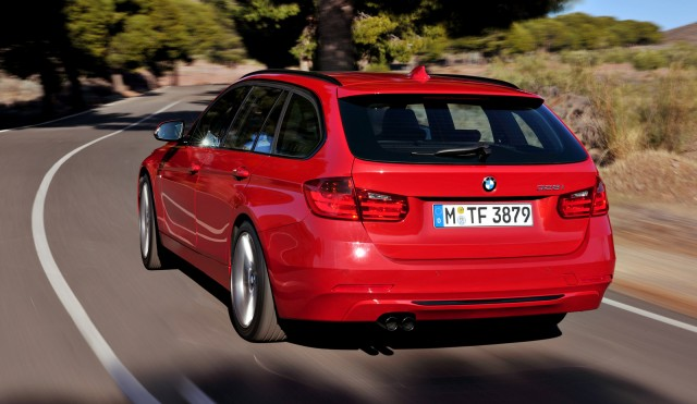 2013 BMW 3-Series Sports Wagon