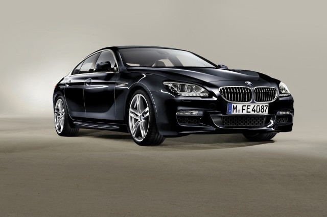 2013 BMW 6-Series Gran Coupe: M Sport, New Gallery, Video