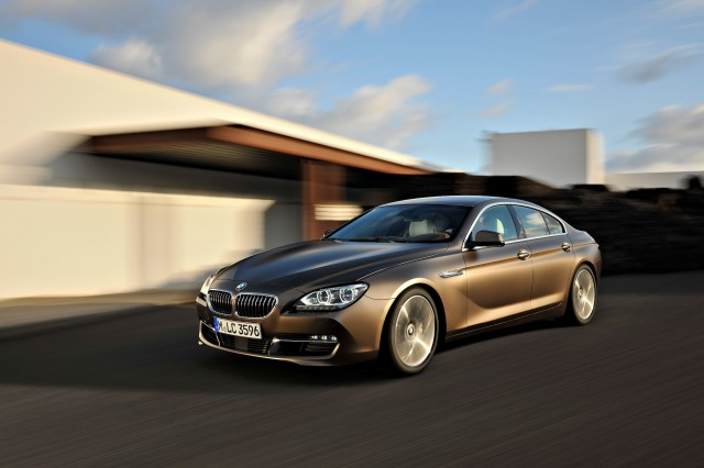 BMW Announces Pricing For Series Gran Coupe Range - 6 series bmw price