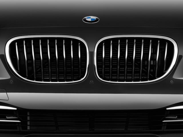 Grille - 2013 BMW 7-Series 4-door Sedan 750Li RWD