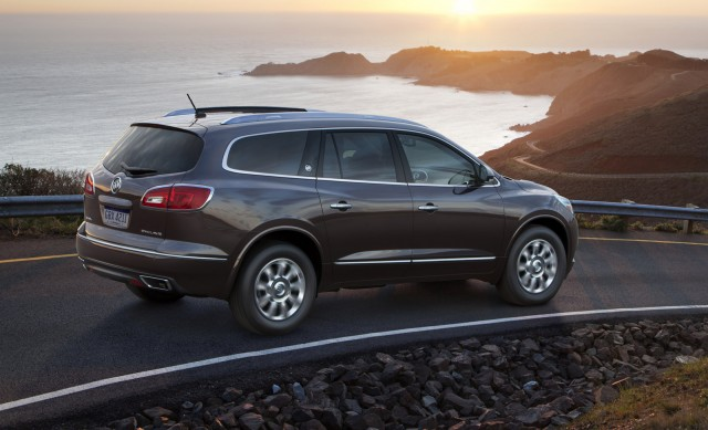 2013 Toyota Venza 2013 Buick Enclave Preview 2012 New