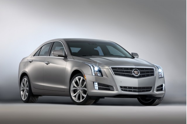 2013 Cadillac ATS Review, Ratings, Specs, Prices, and Photos - The