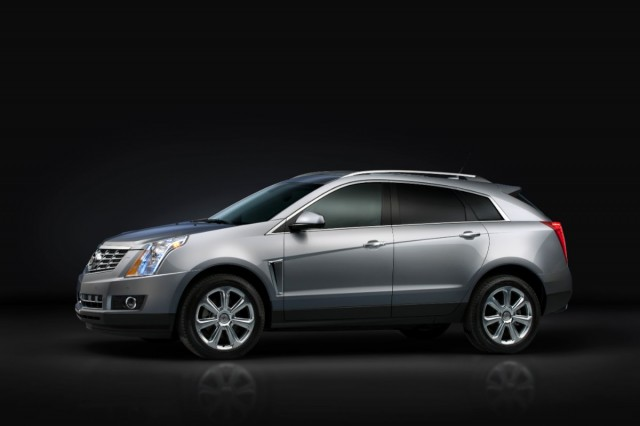 2013 Cadillac SRX Review, Ratings, Specs, Prices, and Photos - The