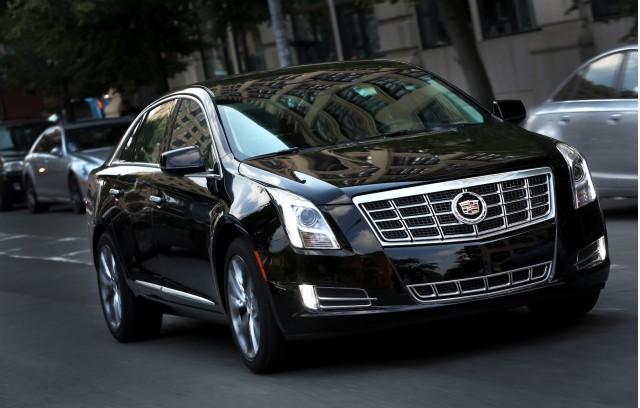 2013 Cadillac XTS - image: Cadillac