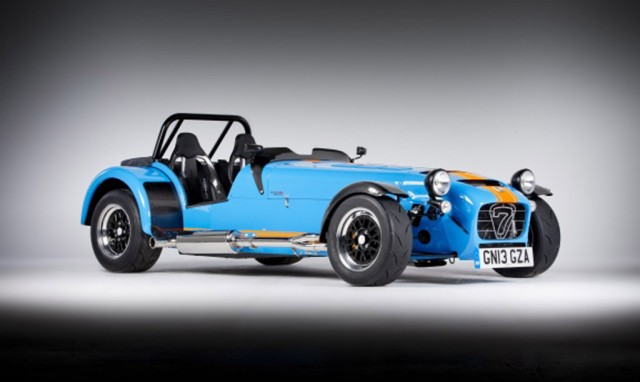 Caterham Initiating New Naming Scheme In Preparation For Expanded Lineup