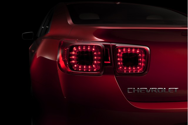 2013 Chevrolet Malibu To Be Unveiled Live Via Facebook