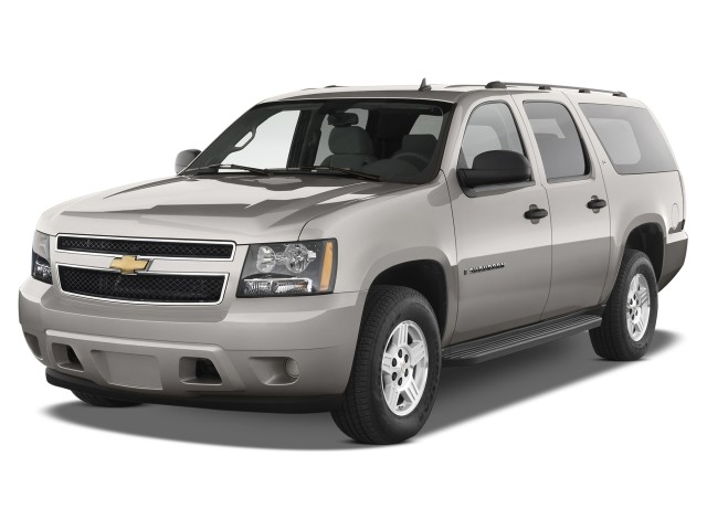 2013 Chevrolet Suburban (Chevy) Review, Ratings, Specs, Prices, and Photos - The Car Connection