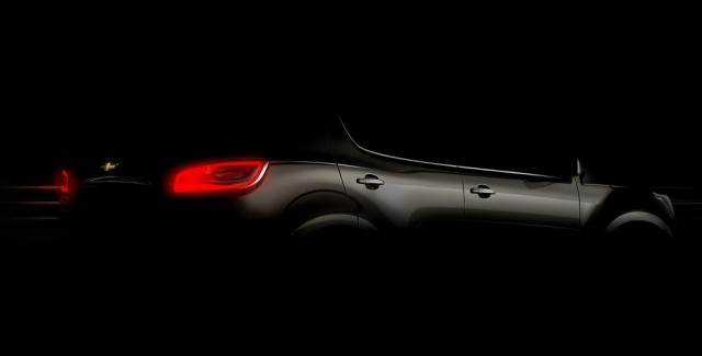 2013 Chevrolet TrailBlazer teaser