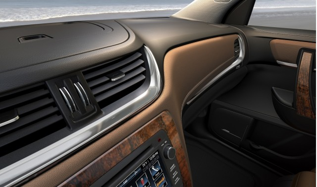 2013 Chevrolet Traverse Teaser