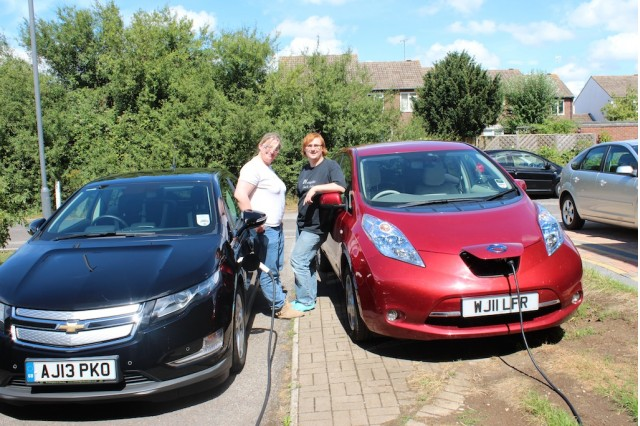 Why we switched to a two-car plug-in household.