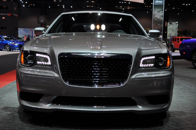 2013 Chrysler 300 SRT8 Core Live Shots