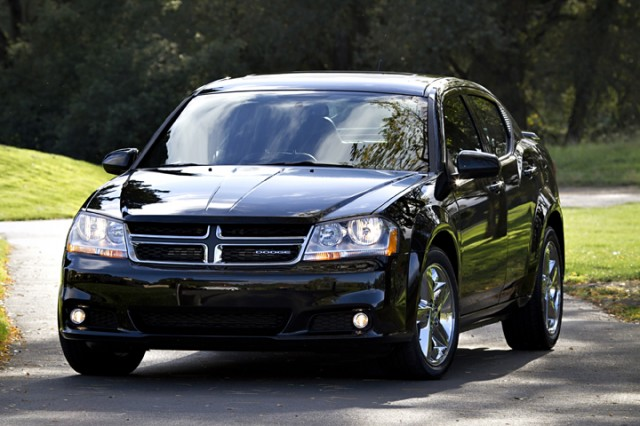 Dodge avenger recalls