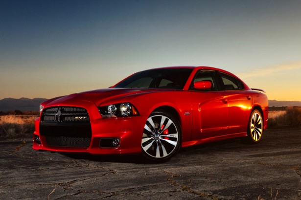 2013 Dodge Charger SRT8
