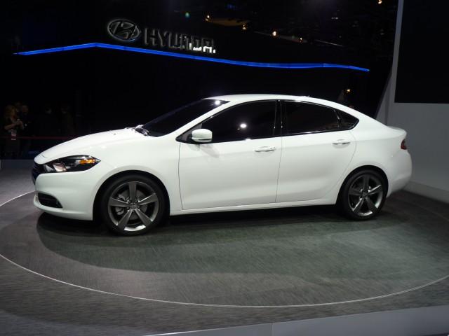 2013 Dodge Dart  -  2012 Detroit Auto Show