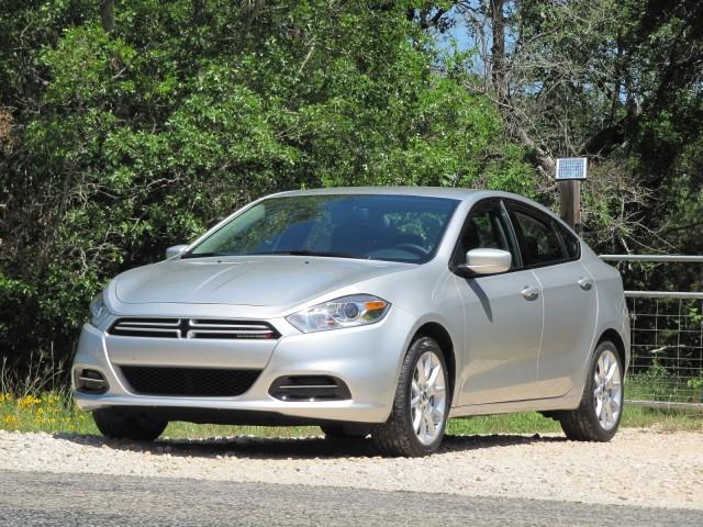 2013 Dodge Dart test drive, Austin, Texas, April 2012
