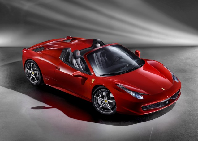 2013 ferrari 458 italia specs