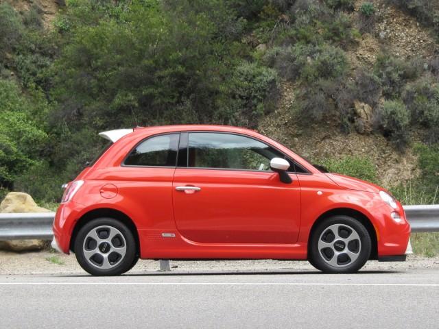 2013 Fiat 500e Recalled Over Potential Half-Shaft Failures