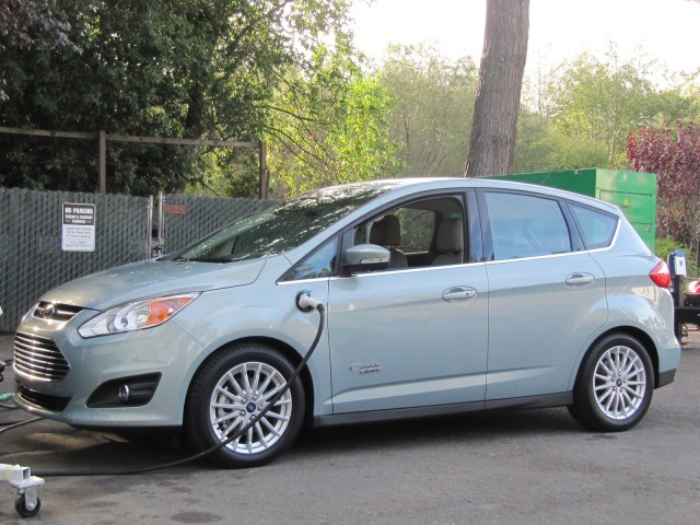 ford c max energi for sale the car connection. Black Bedroom Furniture Sets. Home Design Ideas